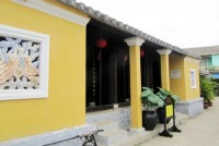 Ancestral worshipping house pulls visitors into Hoi An's Old Quarter