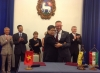 Friendship Signing Ceremony between Hoi An and Szentendre (Hungary)