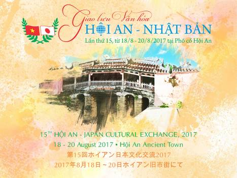 The 15th hội an – japan cultural exchange 2017