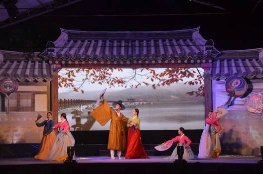 Ancient town and Andong, Korea to boost cultural exchange
