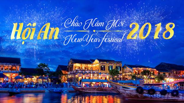 Hội An New Year Festival 2018