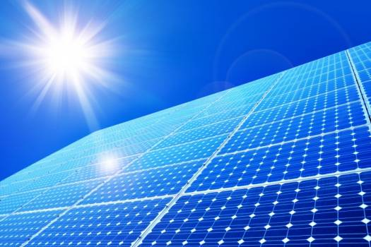Solar Power System Inauguration Ceremony