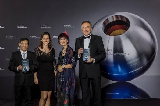 Hoi An wins prize at the 2019 National German Sustainability Award