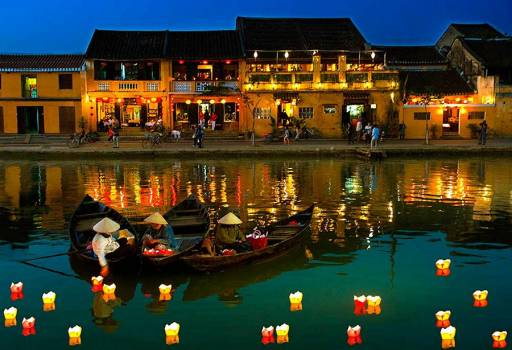 The Central of Vietnam reached into top of 10 most attractive destinations in Asia-Pacific