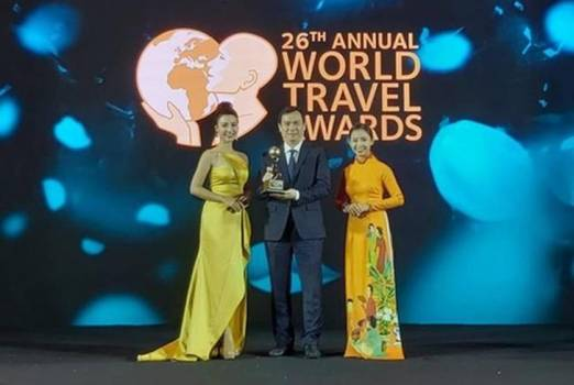 Vietnam tourism has been nominated for four prizes at World  Travel Awards 2019