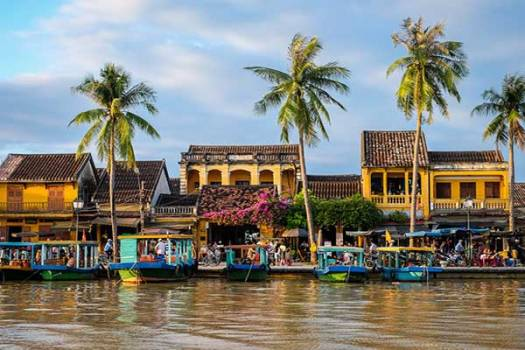 Hoi An, The Ancient Beauty of Traditional Architecture