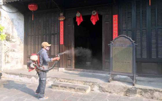Hoi An closes ancient town over COVID-19