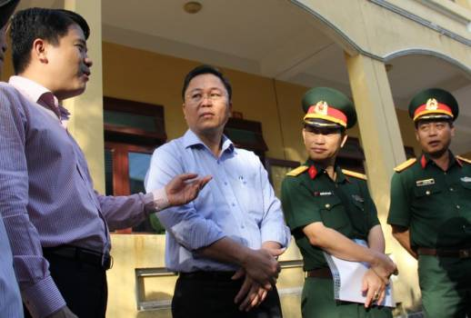 Quang Nam provincial Chairman's gratefulness to visitors to Hoi An