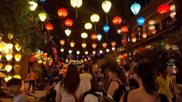 Hoi An tourism recovers after social distancing period