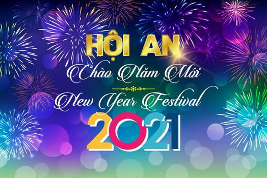 "Event information of ""Hội An new year festival 2021"""