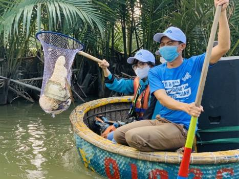 Viet Nam News   SundayFeatures In search of the 'zero waste' holy grail
