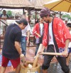 Sword skills on show in Hoi An