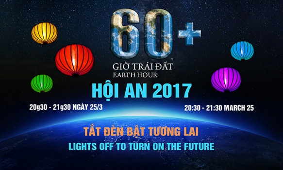 Earth Hour 2017- Lights off to turn on the future