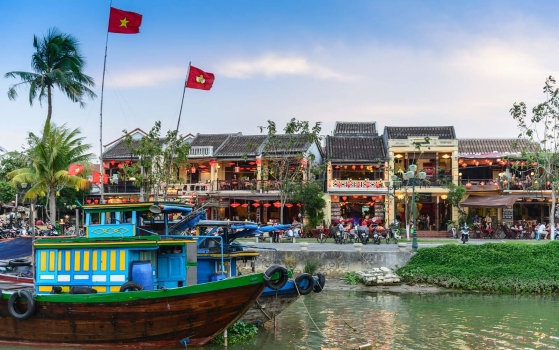 Hội An listed in the World's Top 15 Cities