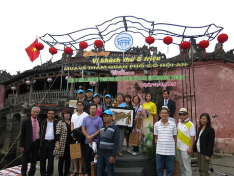 Welcome the 8 millionth visitor to Hoi An - Ảnh minh hoạ 2