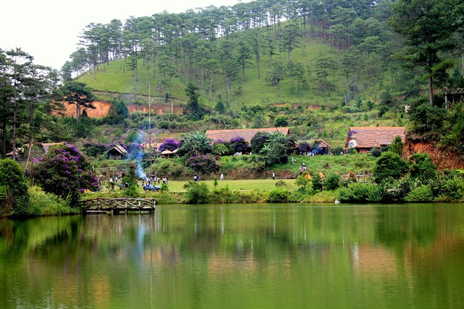 10 ideal places for travel alone in Vietnam