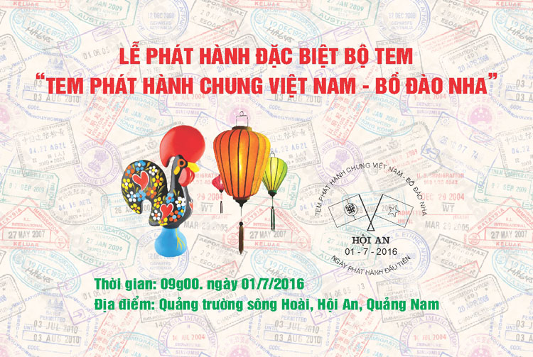 phat hanh tem