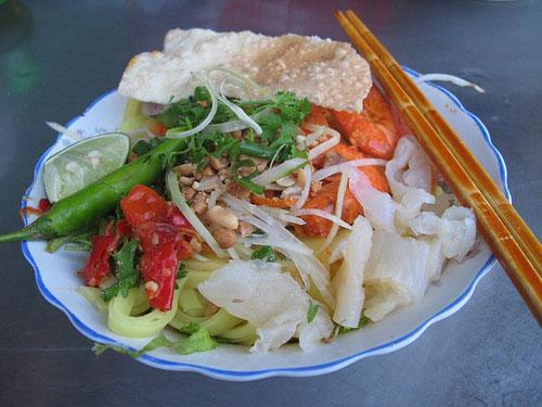 5 món ăn lạ miệng ở Hội An