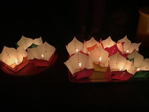 Thả hoa đăng, ngắm đèn lồng rực rỡ trong đêm Nguyên tiêu ở Hội An - Ảnh minh hoạ 10