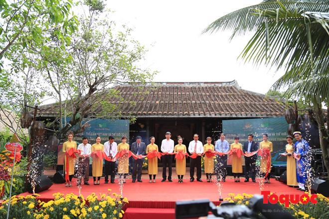 Khai mạc Festival Tơ lụa, Thổ cẩm Việt Nam và thế giới năm 2017