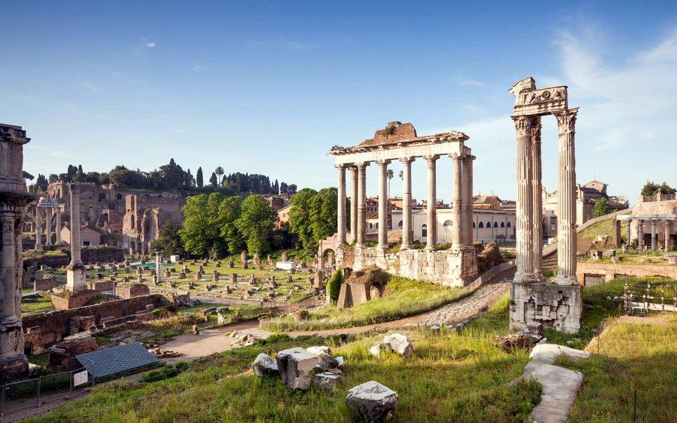 rome italy forum WBCITY17