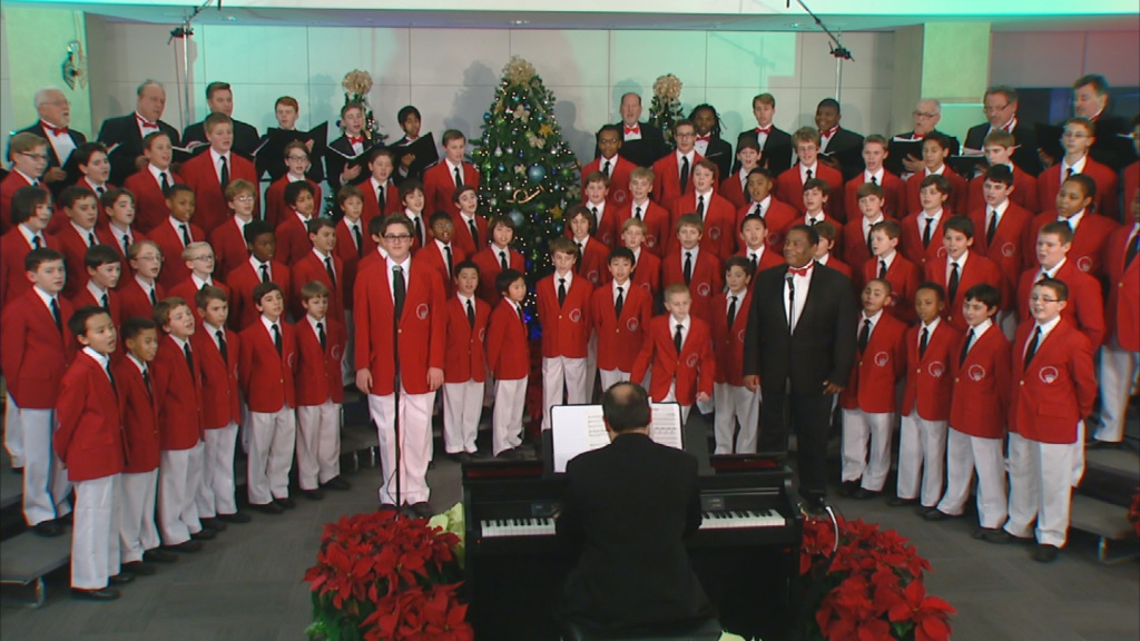 philadelphia boys choir holiday
